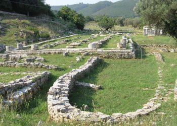 Μνήμη ΒΑΣΙΛΗ ΝΤΖΟΥΦΡΑ, αρχιφύλακα του αρχαιολογικού χώρου Θέρμου